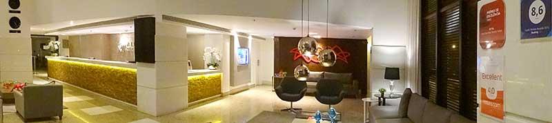 Allia Gran Hotel em Brasilia