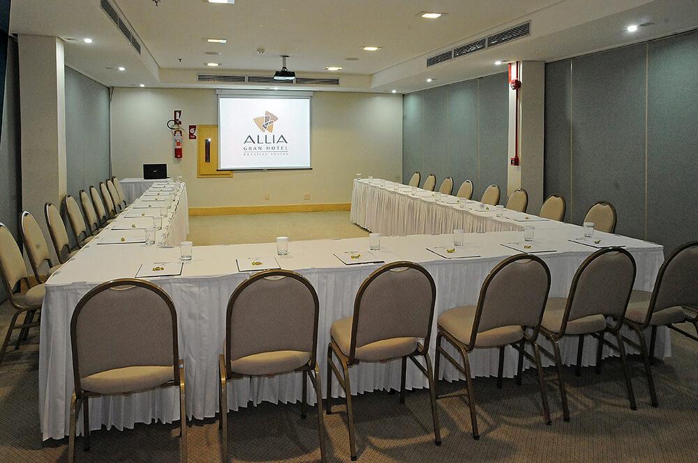 Allia Gran Brasilia Eventos Sala......