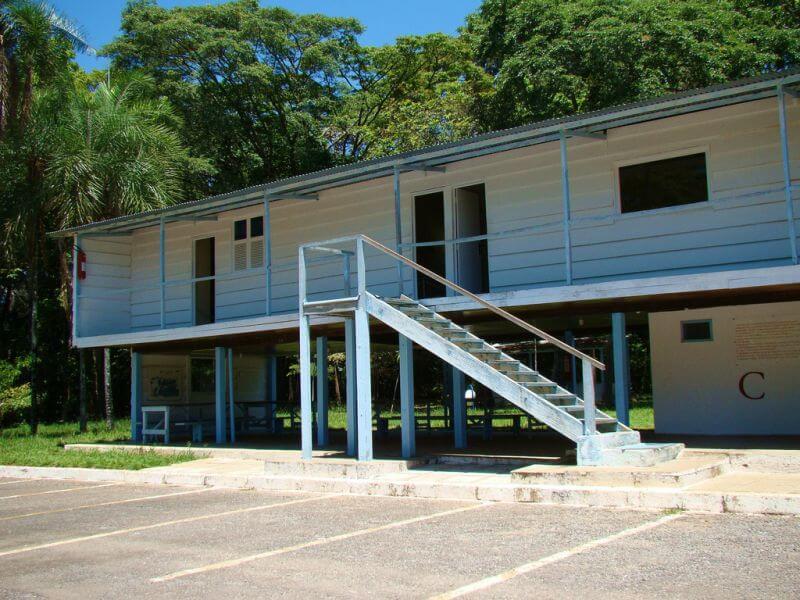 Museu do Catetinho em Brasília