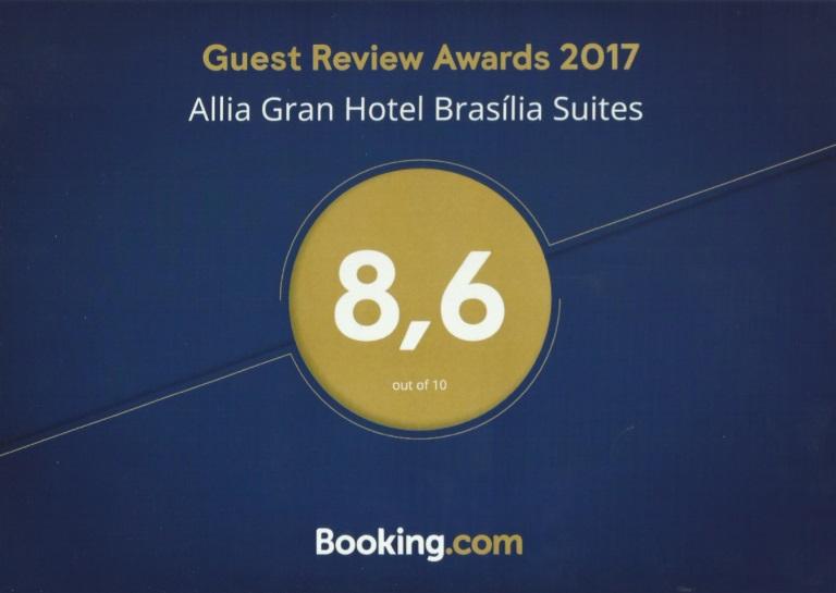 Avaliação do Booking.com