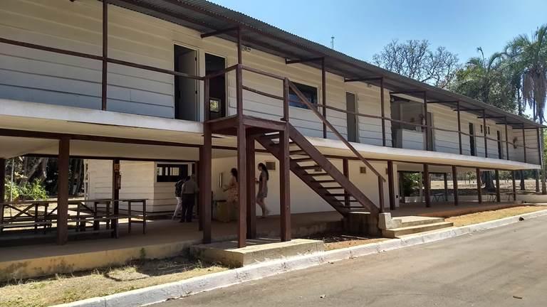 Museu Catetinho em Brasília