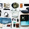 Itens que não podem faltar na sua bagagem