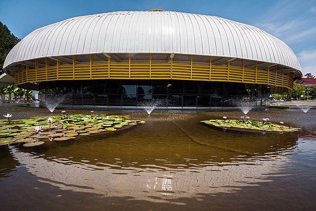 Beijodromo em Brasília