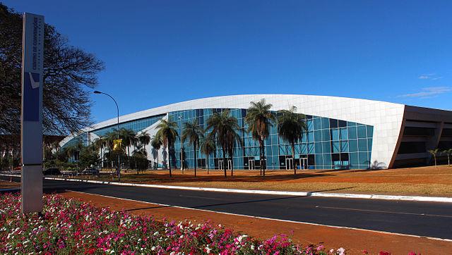 Centro de Convenções Ulysses Guimarães: um dos maiores da América Latina