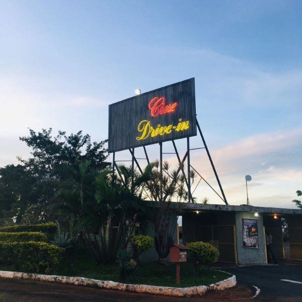 Cine Drive-in de Brasília: tradição e modernidade