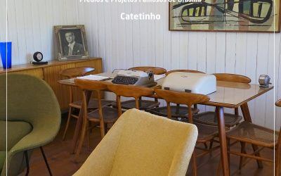 Catetinho: a primeira residência oficial do presidente