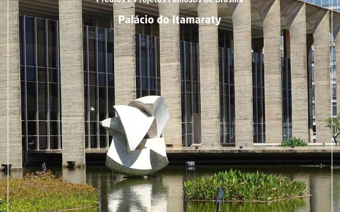 Conheça o Palácio Itamaraty, a sede da diplomacia brasileira