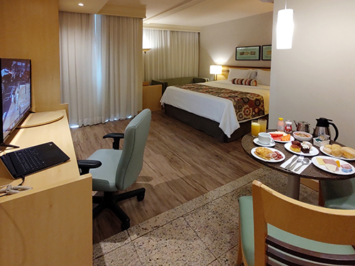 1210 Superior Luxo Casal - Lets Hotels